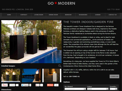 Go Modern Furniture