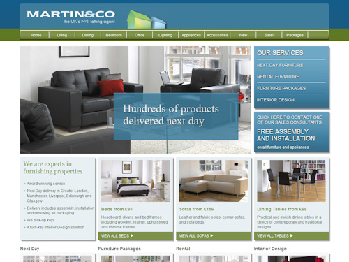 Furniture by Martin & Co